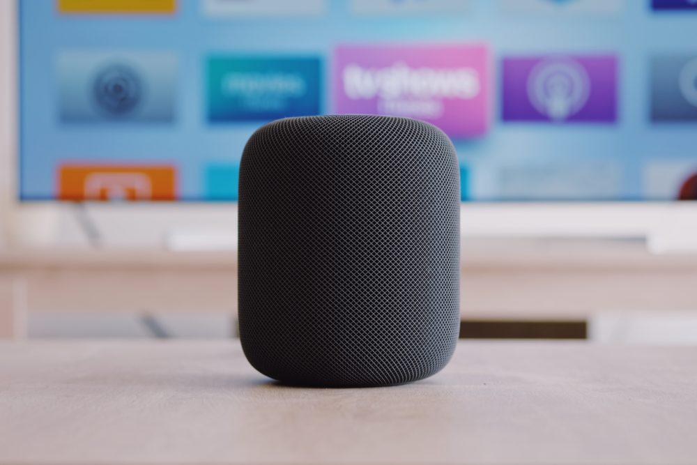 Enceinte connectée future de la recherche vocale